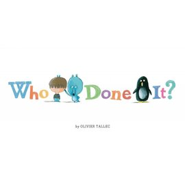 Chronicle Books DNR Who Done It?
