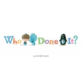 Chronicle Books Who Done It?