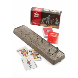 Chronicle Books Zombie Cribbage