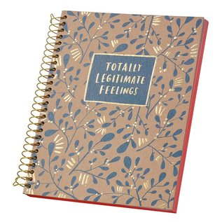 Emily McDowell Studio Totally Legitimate Feelings Journal