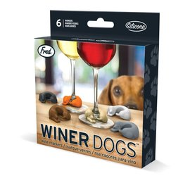 Fred Winer Dogs Drink Markers