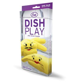 Fred Dishplay Puppet Washgloves