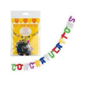 Party Partners DISC Itty-Bitty Birthday Banner