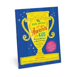 Knock Knock Book Of Awards For Kids