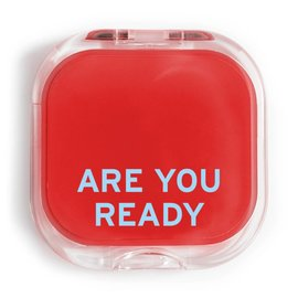 Knock Knock Compact - Are You Ready