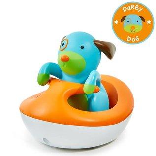 Skip*Hop DISC Zoo Rev-Up Wave Rider Dog