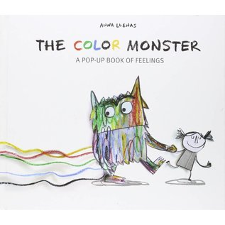 Sterling Publishing Co. Color Monster