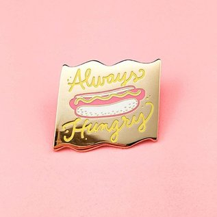 Little Arrow Always Hungry Pin