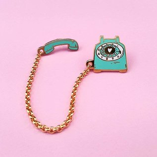 Little Arrow Rotary Dial Telephone Pin Set