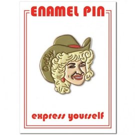 The Found Dolly Enamel Pin