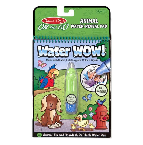 Water Wow! Coloring Pad - Portage Bay Goods