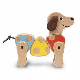 Melissa & Doug Grasping Toy Puppy