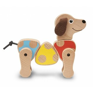 Melissa & Doug DNR Grasping Toy Puppy