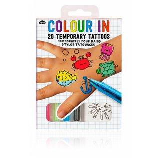 NPW (Worldwide) Colour In Tattoos
