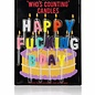 NPW (Worldwide) Happy Fucking BDay Candles
