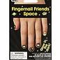 NPW (Worldwide) DNR Fingernail Friends - Glow-in-the-Dark Space