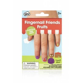 NPW (Worldwide) DNR Fingernail Friends - Scented Fruits