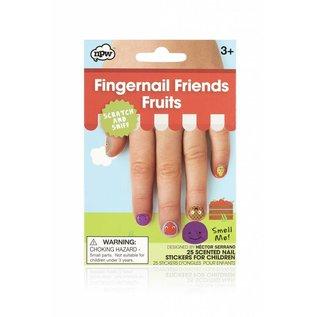 NPW (Worldwide) Fingernail Friends - Scented Fruits