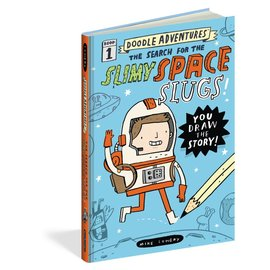 Workman Publishing The Search For The Slimy Space Slugs