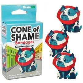 Gama-Go Cone Of Shame Bandages