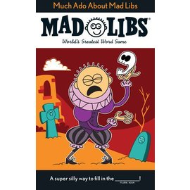 Penguin Group Much Ado About Mad Libs