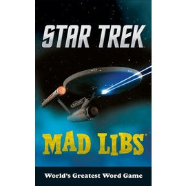 Penguin Group Star Trek Mad Libs