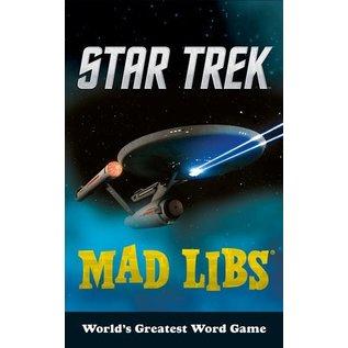 Penguin Group Star Trek Mad Libs