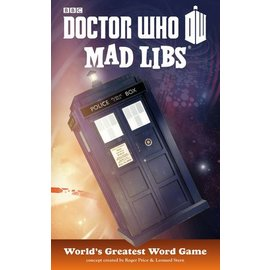 Penguin Group Doctor Who Mad Libs