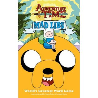 Penguin Group DNR Mad Libs - Adventure Time