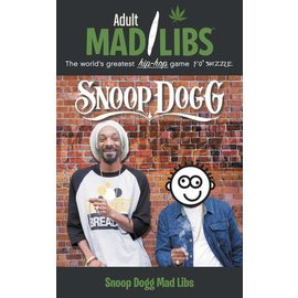 Penguin Group Snoop Dogg Mad Libs (Adult Mad Libs)