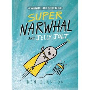 Random House DNR Super Narwhal and Jelly Jolt