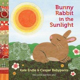 Random House Bunny Rabbit in the Sunlight