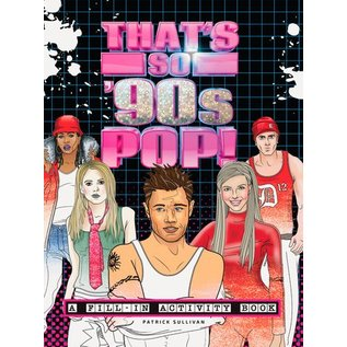 Random House Coloring Book: That's So '90s Pop!