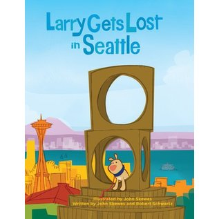 Random House DNR Larry Gets Lost in Seattle