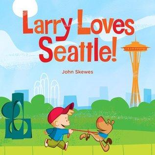 Penguin Group Larry Loves Seattle!