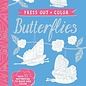 Random House Press Out Color Butterflies