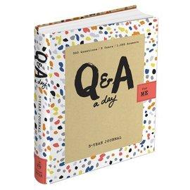 Random House Q&A A Day For Me