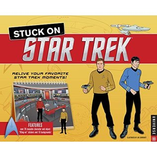 Random House Stuck On Star Trek