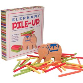 Streamline Elephant Pile-Up Sticks Game