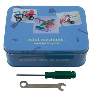 Streamline Kit In A Tin - Mini Mechanic