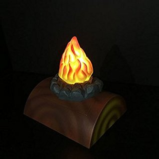Streamline Campfire Light