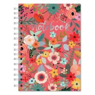 Studio Oh! / Orange Circle Studio Secret Garden Spiral Notebook