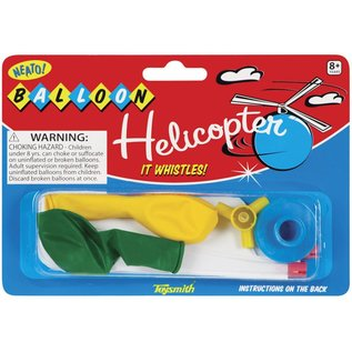 Toysmith DNR Balloon Helicopter