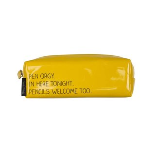 Wild & Wolf Inc. Pen Orgy Pencil Case