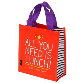 Wild & Wolf Inc. Handy Tote - All You Need Lunch
