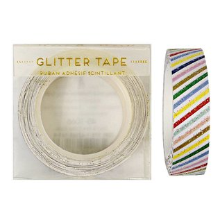 Meri Meri Glitter Multi Stripe Tape
