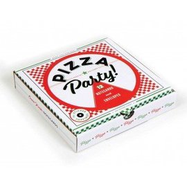 Chronicle Books SALE Pizza Party Notecard Set