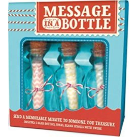 Studio Oh! / Orange Circle Studio Message In A Bottle 3-Pack