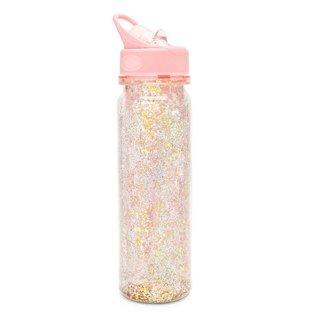 Ban.do Glitter Bomb Pink Stardust Water Bottle