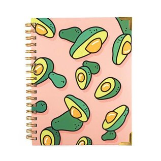 Valley Cruise Avocado Shower Journal